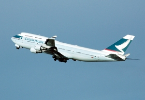 Cathay Pacific_747-400