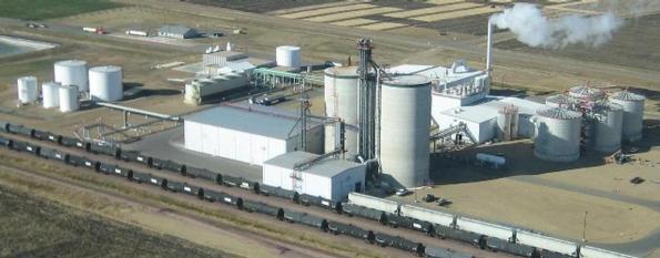Highwater Ethanol site